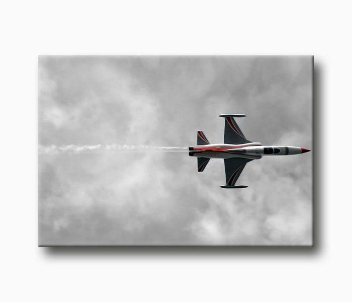 türk yıldızları f5 uçağı Çanakkale