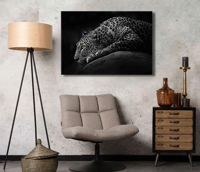 vahşi yaşam tablo lavi tasarım
