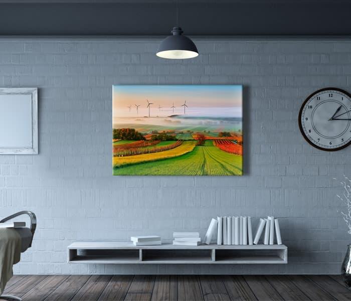 en güzel yağlı boya manzara tabloları
