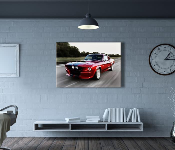 erkeğe en güzel hediye araba tablo