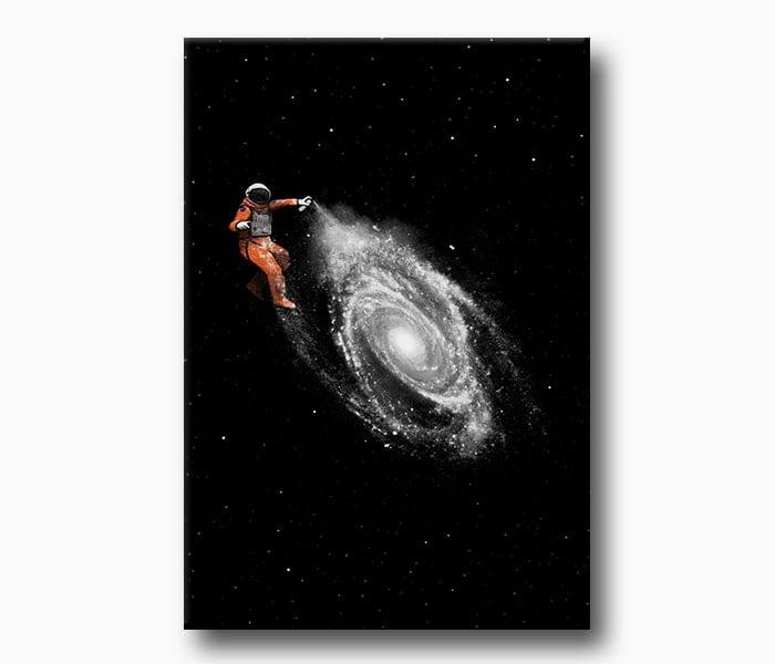 galaksi ve uzay çalışmaları