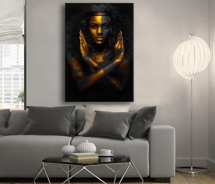en güzel kadın tabloları