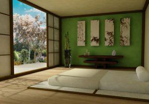 zen ev dekorasyon lavi tasarım