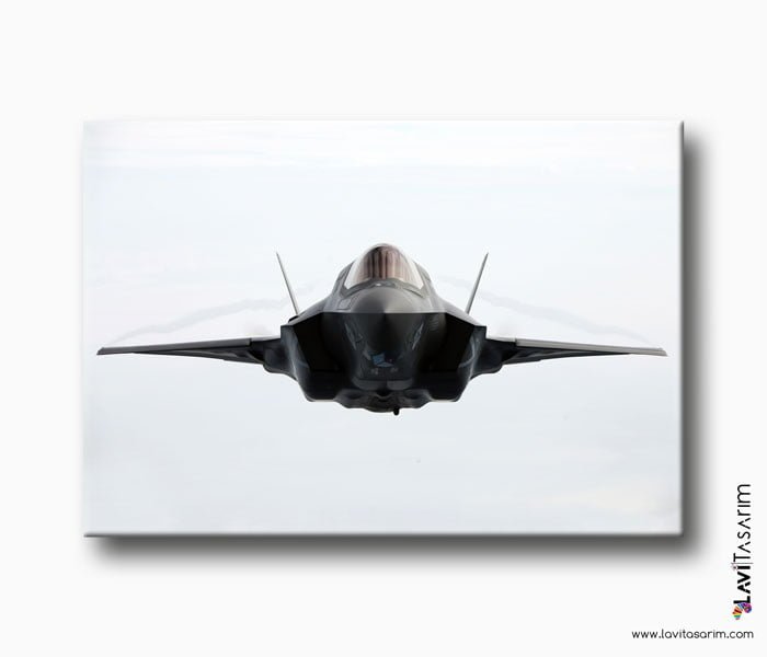 f-35 kanvas tablo