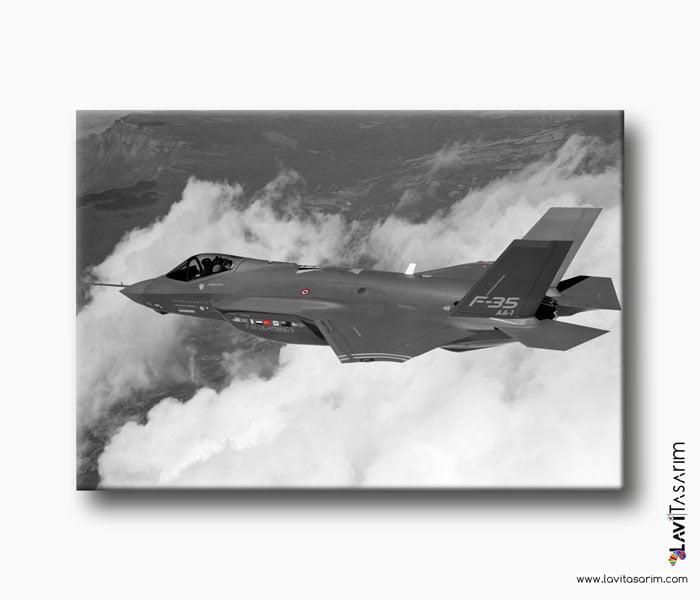 f-35 savaş uçağı lavi tasarim