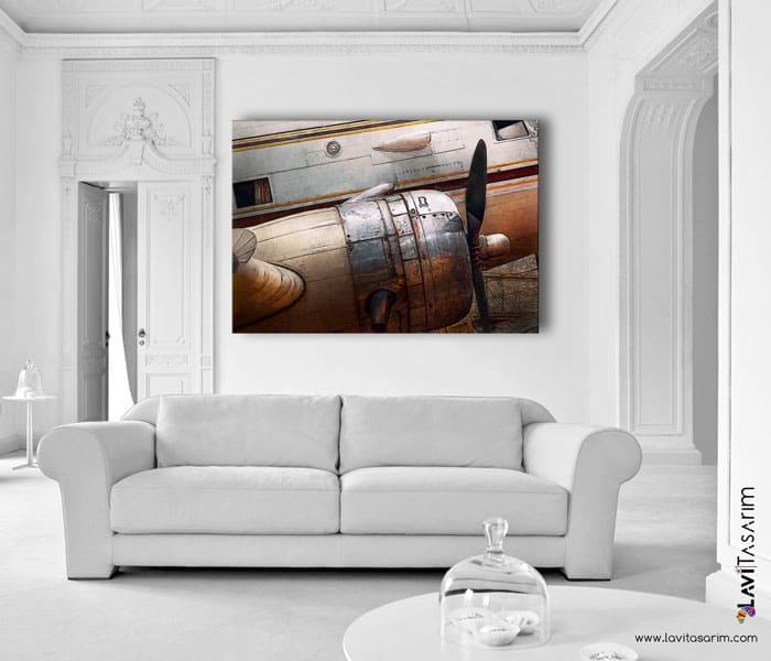 lavi tasarım,eski uçak motoru tablo,pervaneli uçak motoru