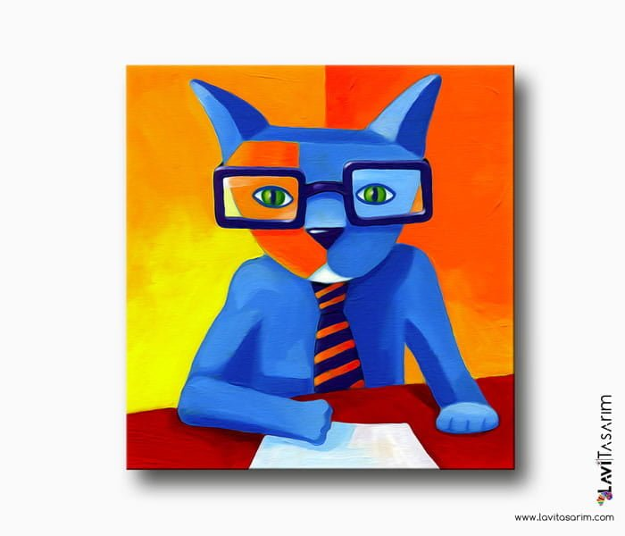 iş kedisi