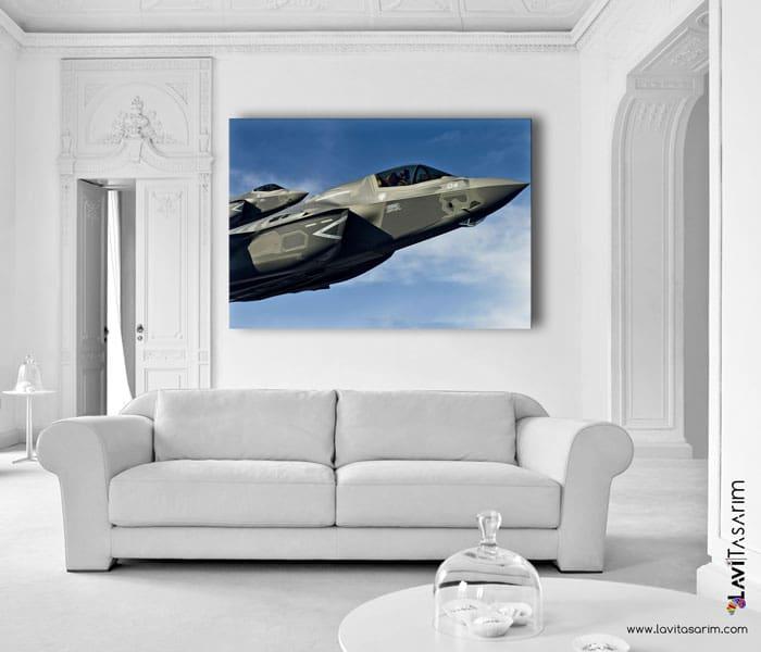 lockheed martin f-35 tablo