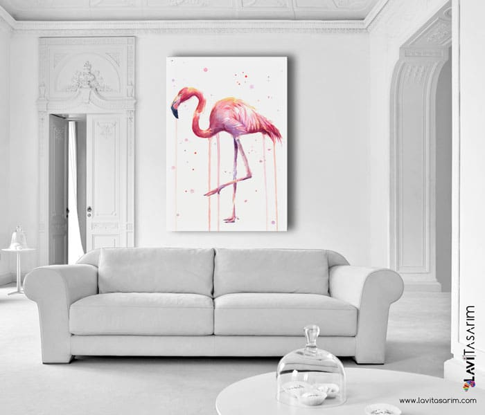 lavi tasarım,sanatsal kanvas tablo