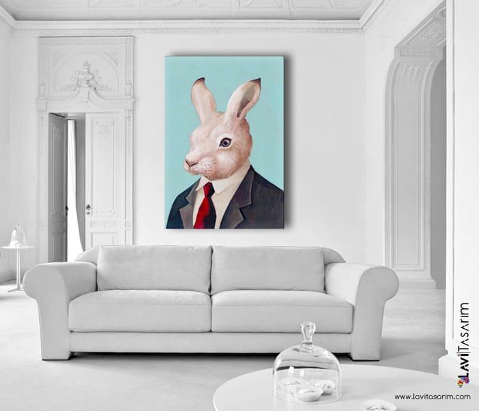 lavi tasarım,kanvas tablo,mizah,illüstrasyon tablo