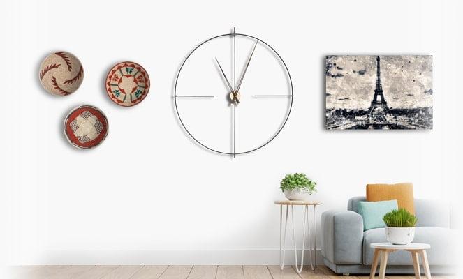 duvar saati, kanvas tablo, afrika hasır duvar sepeti lavi tasarım ev dekorasyon ürünleri mağazasından